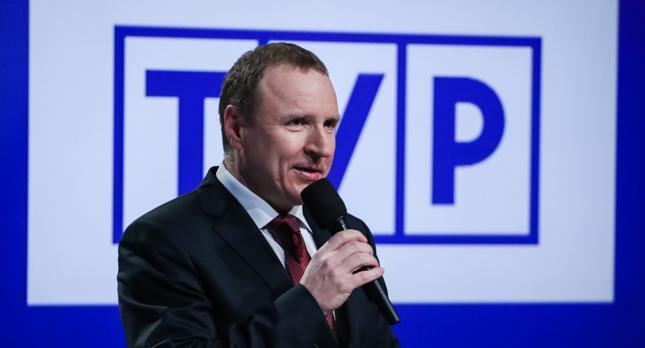 Jacek Kurski został odwołany przez Radę Mediów Narodowych ze stanowiska prezesa TVP
