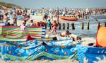 Polacy wakacje spędzili głównie nad Bałtykiem