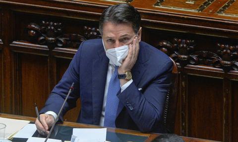 Premier Włoch Giuseppe Conte złoży dymisję we wtorek