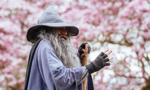 Miasto w Nowej Zelandii zerwało umowę ze swoim czarodziejem. Zarabiał ponad 11 tys. dol. rocznie