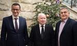 Premier i prezes PiS spotkali się z premierem Węgier