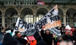 Francja: ponad 120 tys. ludzi demonstrowało przeciwko reformie emerytalnej
