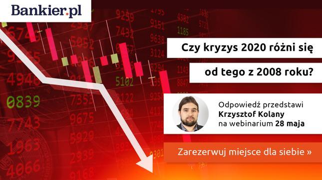Kliknij, żeby zapisać się na webinar Bankier.pl »