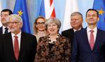 May: Chcemy, żeby Polacy mieszkający w Wielkiej Brytanii tam pozostali