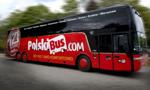 Polski Bus zderzył się z ciężarówką na A2. Kierowca autokaru nie żyje