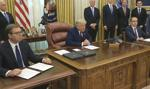 Trump: Serbia i Kosowo zdecydowały się na normalizację stosunków gospodarczych