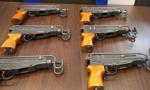 CBŚP: rozbita grupa przerabiająca i sprzedająca za granicę broń