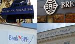 Tak sprzedawano i repolonizowano polskie banki [Wykres]