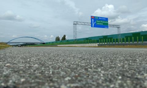 Autostrada A2 zostanie przebudowana. Pojawi się trzeci pas