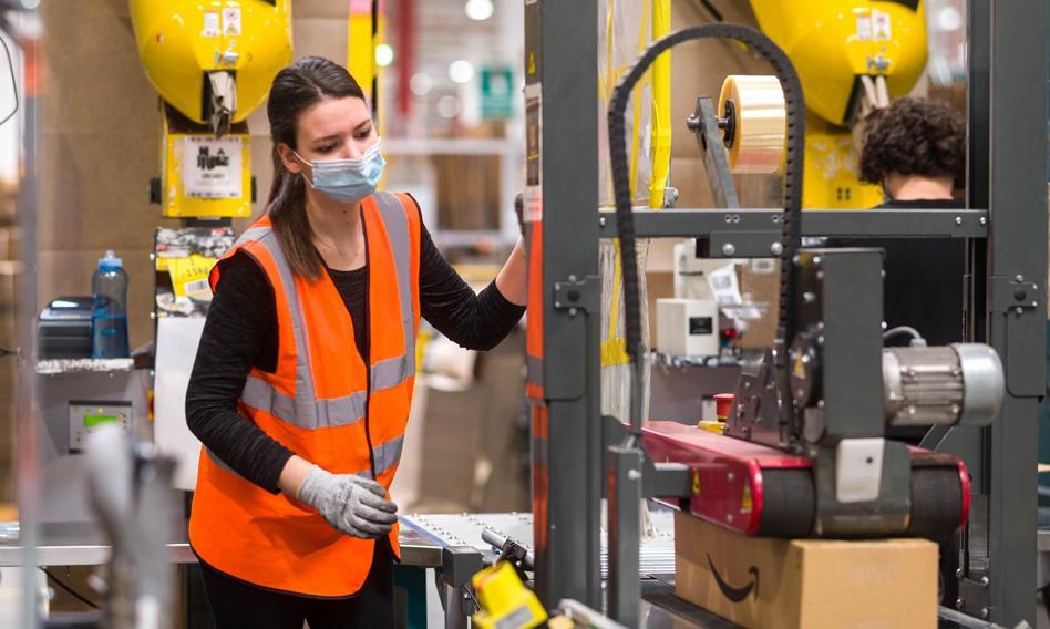 Amazon podnosi wynagrodzenia wszystkim pracownikom