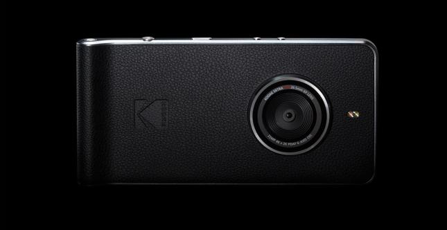 Kodak Ektra – nowy smartfon czy aparat z funkcją telefonu?
