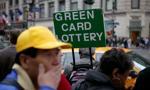 Startuje loteria na zieloną kartę