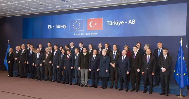 Znalezione obrazy dla zapytania szczyt unia turcja