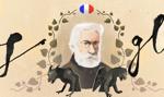 Victor Hugo. Google świętuje życie i twórczość pisarza