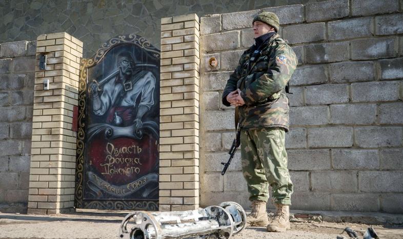 Mariupol ostrzelano ze strony separatystów