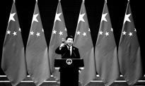 Czarno-białe dane z Chin