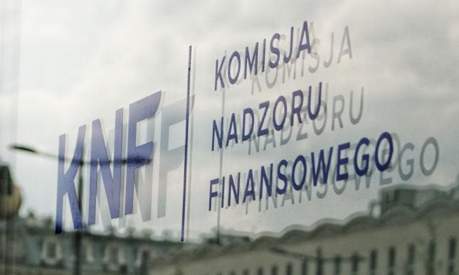 KNF proponuje zmiany prawne przeciw piramidom finansowym
