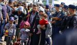 Chorwacja: Grupa migrantów przybyła z Serbii, są zawożeni do ośrodków