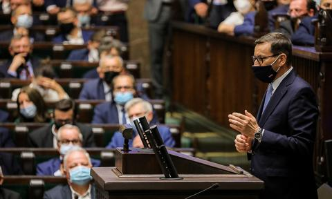 Sejm rozpocznie prace nad projektem ustawy budżetowej na 2022 r.
