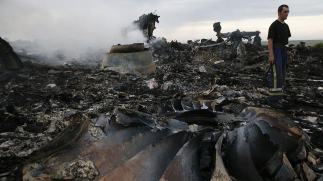 Śledczy w sprawie zestrzelenia MH17: rakieta Buk pochodziła z Rosji