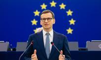 Premier oskarża europosłów PO o zablokowanie unijnych środków