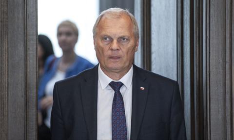 Poseł Lech Kołakowski odszedł z klubu PiS