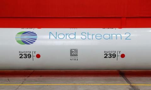 Spółka Nord Stream 2: sankcje USA dotkną 120 firm z 12 krajów Europy