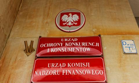 UOKiK nałożył prawie 375 tys. zł kary na uczestników zmowy przetargowej