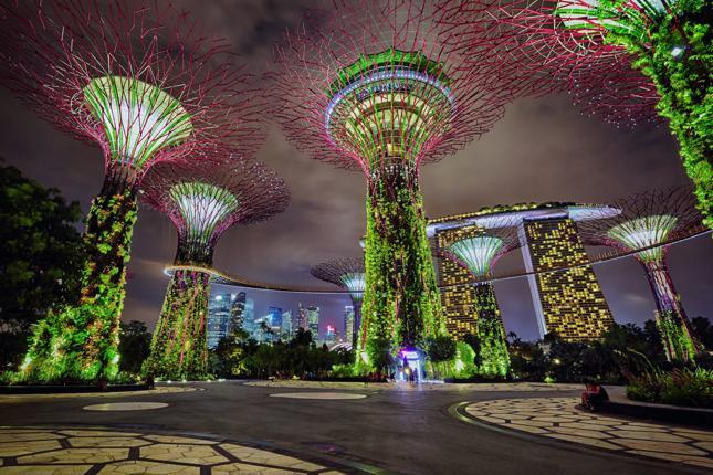 Singapur drugi raz z rzędu wygrywa w rankingu HSBC, w którym ekspaci wybierają najlepsze miejsca do życia