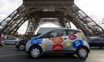 Porażka wypożyczalni aut elektrycznych w Paryżu