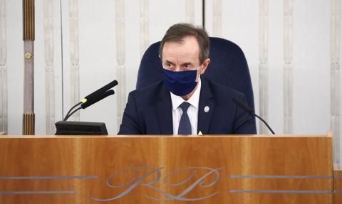 Grodzki: Apelujemy do prezydenta o zwołanie RBN ws. wzrostu zachorowań na koronawirusa