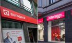 Fuzja Banku Millennium z Euro Bankiem może kosztować mniej niż 350 mln zł