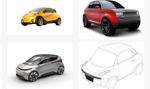 Dzisiaj poznamy 10 najlepszych wizualizacji polskiego auta elektrycznego