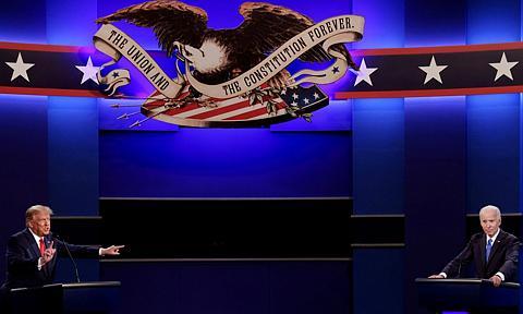 Ostatnia debata Trump-Biden. Płaca minimalna, koronawirus, polityka klimatyczna i brak chaosu