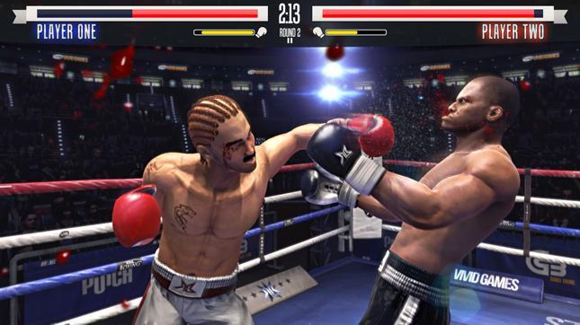 Screen z gry Real Boxing (Vivid Games)