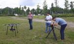 Polski film nakręcony dronem podbija internet