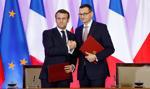 Macron: Transformacja energetyczna jest przyszłością Polski w XXI wieku