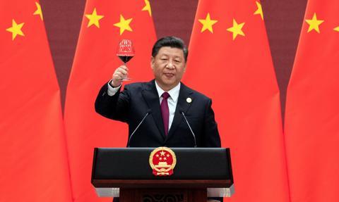 To był rok Chin