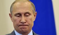 """Putin oskarża Zachód. """"Pozwala władzom Ukrainy trochę postrzelać"""""""