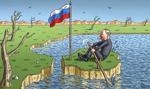 Ukraina protestuje w związku z wizytą Putina na zaanektowanym Krymie