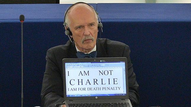 Janusz Korwin-Mikke, kandydat na prezydenta