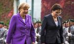 Kopacz z Merkel m.in. o sytuacji na Ukrainie i kwestiach europejskich