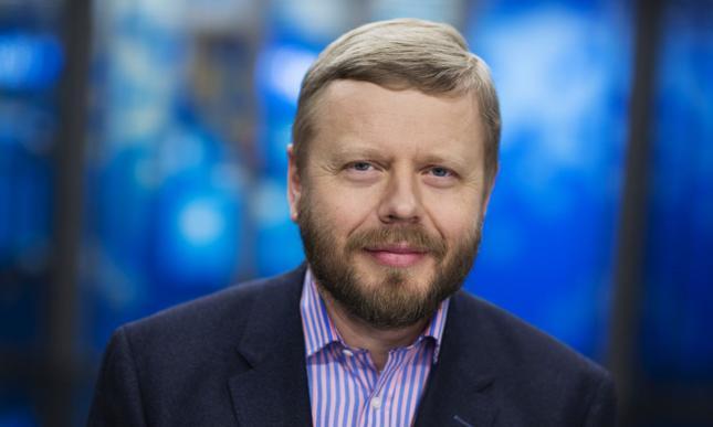Prezes Work Service Maciej Witucki