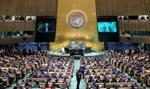 ONZ: Słabną szanse na trwały pokój między Izraelem a Palestyną