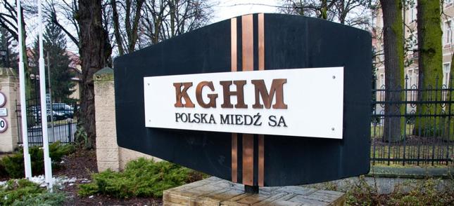 1. KGHM - 21,74 mld zł
