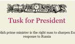 """Times"": Tusk na prezydenta UE"