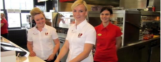 biznes od kuchni: kfc