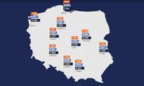Ceny ofertowe wynajmu mieszkań – czerwiec 2017 [Raport Bankier.pl]