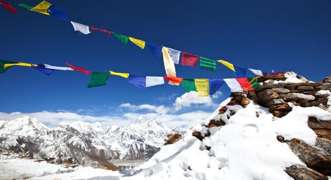 """""""Mieszkamy tuż przy górach o wysokości 2000-2500 m n.p.m. Mamy piękny widok na Himalaje"""""""