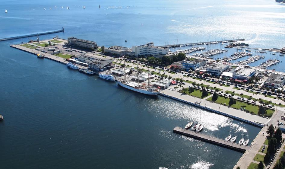 Meller: Port Gdynia jedynym polskim portem z dodatnim wynikiem za 2020 r.